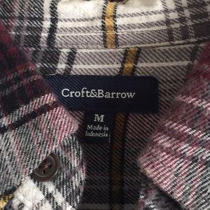 croft & barrow Shirts - FLANNEL